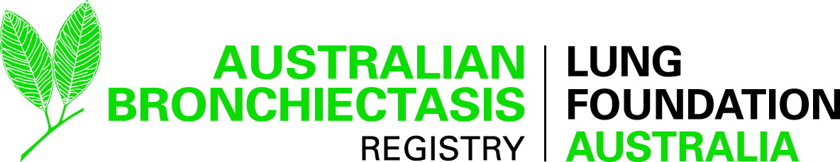 Bronchiectasis Registry logo