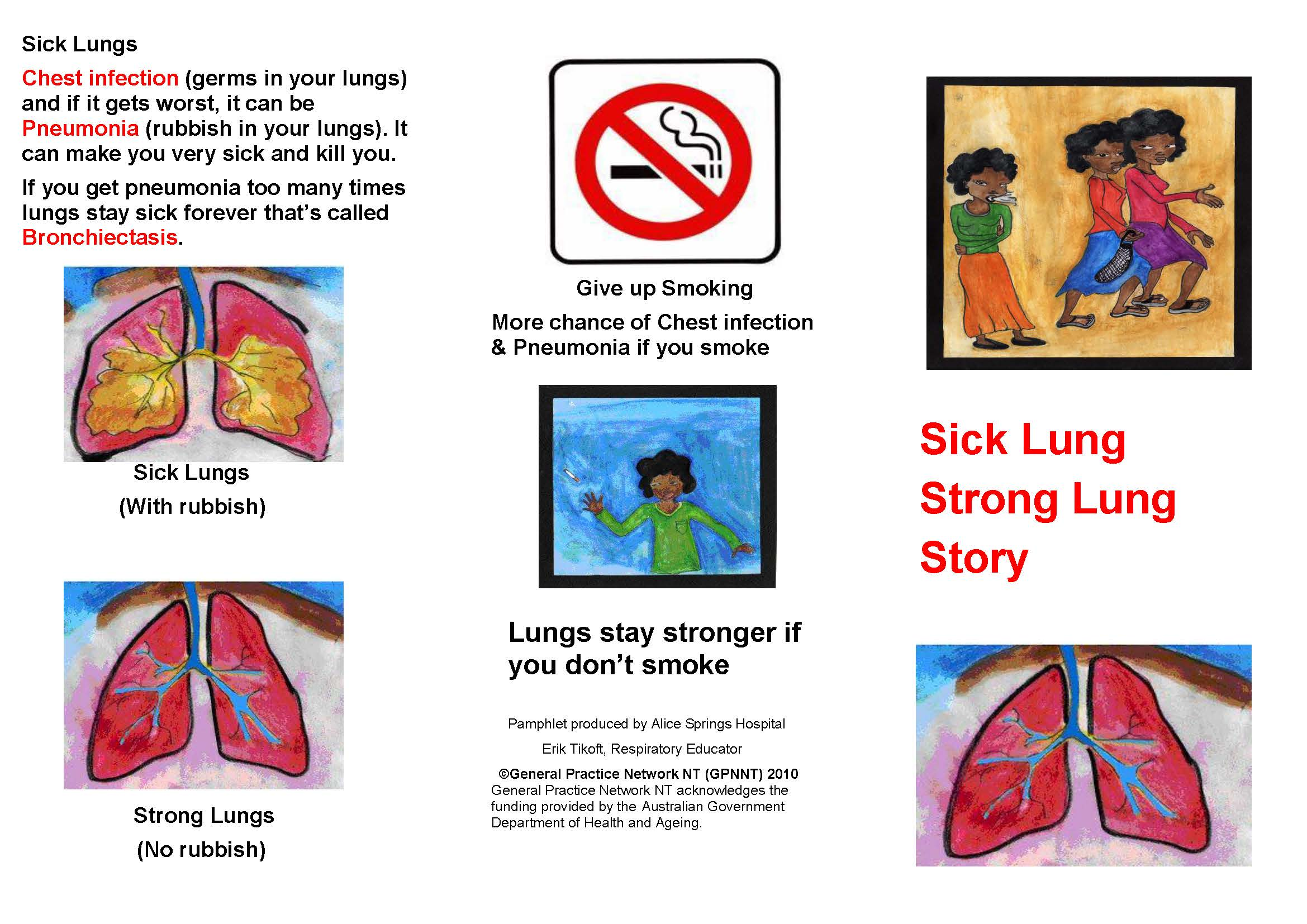 Bronchiectasis website - indigenous section -SLSLS Flyer_Page_1