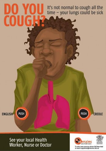Bronchiectasis website - indigenous section - do you cough adult